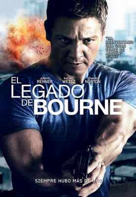 El Legado De Bourne (ve)