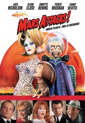 Mars Attacks! (ve)