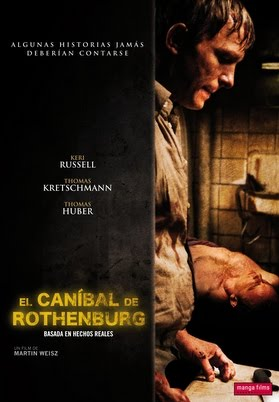 El Caníbal De Rothenburg