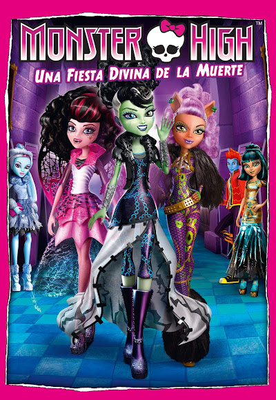 Monster High: Una Fiesta Divina De La Muerte (ve)