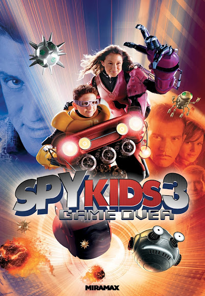 Spy Kids 3: Game Over (vos)