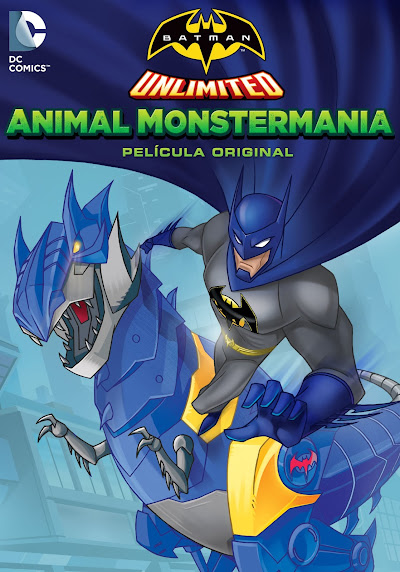 Batman Unlimited: Animal Monstermania (vos)
