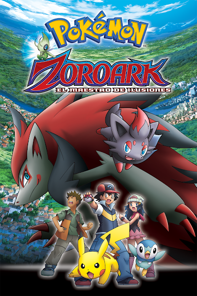 Descargar app Pokémon – Zoroark: El Maestro De Ilusiones disponible para descarga
