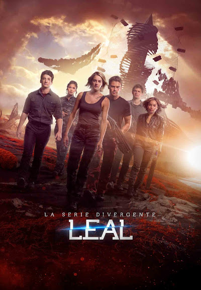 Descargar app La Serie Divergente: Leal disponible para descarga