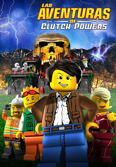 Descargar app Lego®: Las Aventuras De Clutch Powers disponible para descarga
