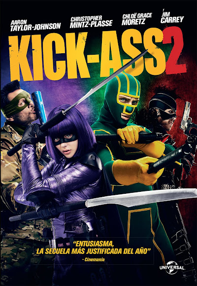 Descargar app Kick-ass 2
