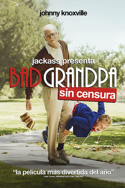 Descargar app Jackass Presents: Bad Grandpa (sin Censura) disponible para descarga