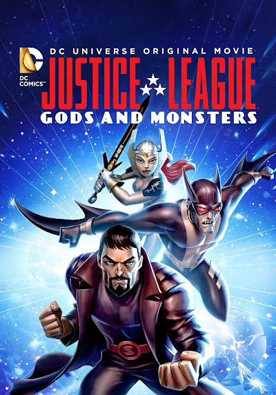 Dc Universe: Justice League: Gods And Monsters