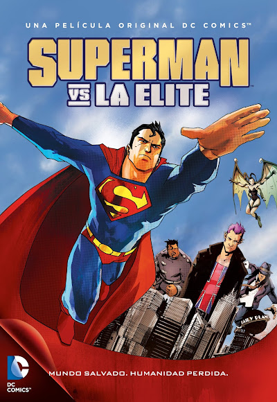 Superman Contra La Elite (ve)