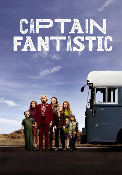 Captain Fantastic (vos)