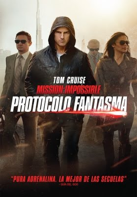Mission: Impossible Protocolo Fantasma