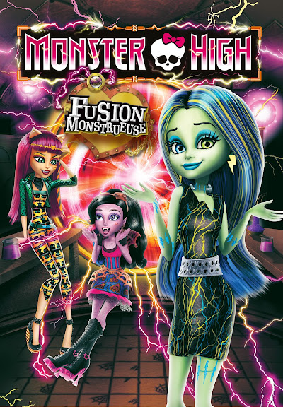 Monster High: Fusión Monstruosa (ve)