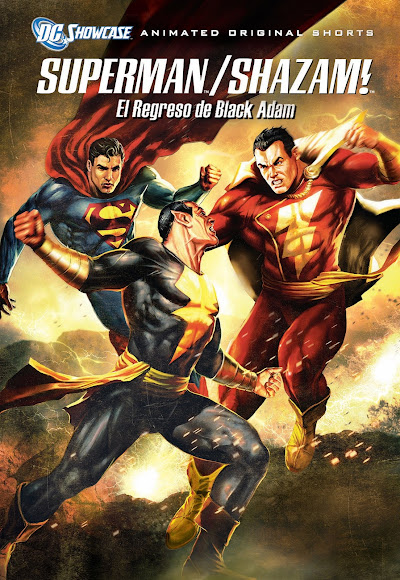Superman/ Shazam: El Regreso De Black Adam (ve)