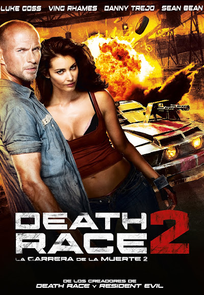 Death Race 2 – La Carrera De La Muerte 2 (ve)