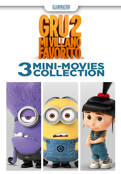 Gru 2: Mi Villano Favorito - 3 Mini-movies Collection